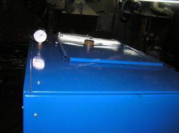 Верх пиролизного котла мощность 30 квт