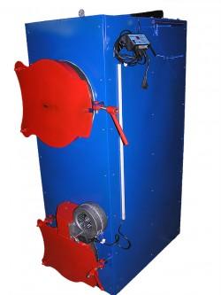 10 кВт - пиролизный котел