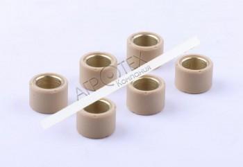 Ролики вариатора 5,5g (6 шт.) — Suzuki 50