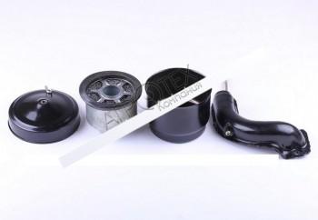 Фильтр воздушный в сборе (масляная ванна) — 180N