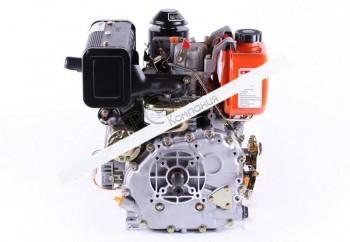 Двигатель 178FE — (под шпонку Ø25 mm) (6 л.с.) с электростартером