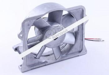 Вентилятор в сборе с генератором (ZUBR original) — 195N