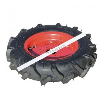 Колесо в сборе 5.00*12 (под 4 болта) 11,00 кг