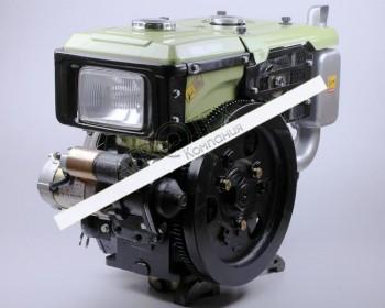 Двигатель SH190NDL — Zubr (10 л.с.) с электростартером