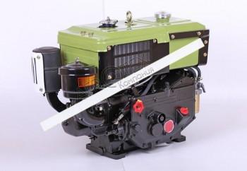 Двигатель SH180NDL — Zubr (8 л.с.) с электростартером