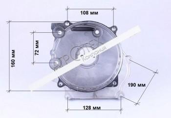 Крышка блока (под генератор) 168F/170F — GN 2-3,5 KW