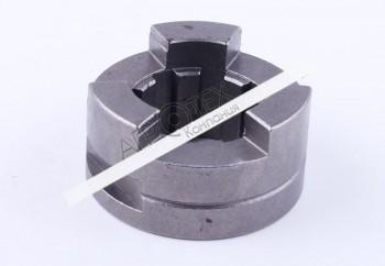 Муфта (шестерня) блокировки дифференциала неподвижная Z-3/8 (нового образца) Foton 244, ДТЗ 240