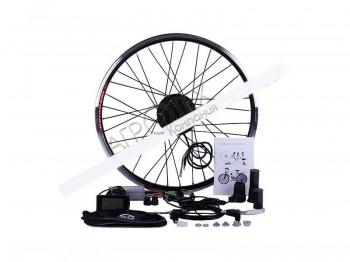 Велонабор колесо заднее 27,5 с дисплеем