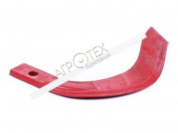 Нож фрезы правый IT-225 450gr 170*150mm Mototraktor