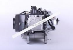 Двигатель 80СС короткая нога (под два амортизатора)