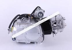 Двигатель Актив (110CC) — полуавтомат