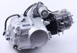 Двигатель Дельта/Альфа/Актив (110CC) — механика (с эл.стартером, без карбюратора)