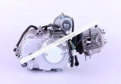 Двигатель Дельта/Альфа (72CC) — механика