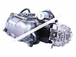 Двигатель Дельта/Альфа/Актив (125CC) — механика (c электростартером, без карбюратора)
