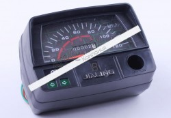 Приборная доска 120 km/h — Дельта