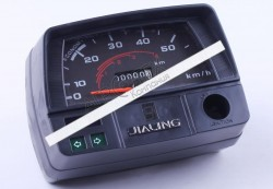 Приборная доска 60 km/h — Дельта