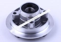 Демпфер колеса заднего комплект (подшипник, сальник) — Дельта/Альфа