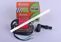 Катушка зажигания с надсвечником — Дельта/Альфа — Premium
