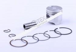 Поршневой комплект 39,0 mm STD (50cc) — Дельта/Альфа