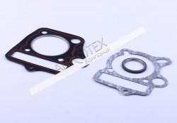 Прокладка цилиндра 47 mm с кольцом глушителя — Дельта/Альфа