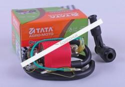 Катушка зажигания с надсвечником — Альфа — Premium