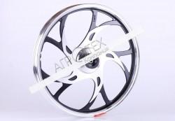 Диск передний литой, дисковый тормоз 17*1,4 (усиленный) 3,4kg — Актив