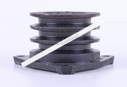 Шкив ремня 3-х ручейный Ø110mm — 190N — Premium