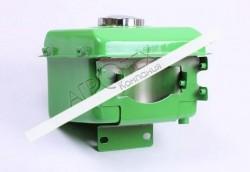 Бак топливный потайная горловина с крышкой (1GZ90) — 180N