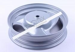 Диск задний стальной 10*2,15 барабанный тормоз — Yamaha JOG 50