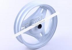 Диск передний стальной 10*1,5 барабанный тормоз — HONDA Dio 50/Takt 24