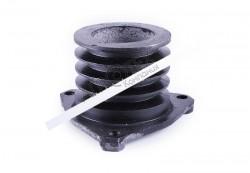 Шкив ремня 4-х ручейный Ø110mm — 190N
