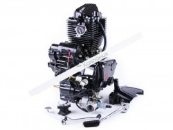 Двигатель СG 150СС Minsk BLACK (с карбюратором) мотоцикл — TATA LUX
