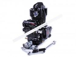 Двигатель СG 200CC BLACK (с карбюратором) трехколесный мотоцикл — TATA LUX