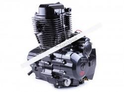 Двигатель СG 200СС Minsk BLACK (с карбюратором) мотоцикл — TATA LUX