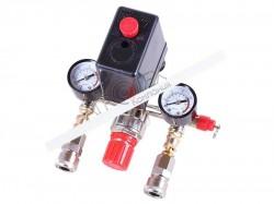 Автоматика для компрессора в сборе 220 вольт, 1 выход — Compressor