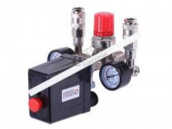 Автоматика для компрессора в сборе 380 вольт, 1 выход — Compressor