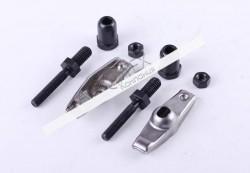 Коромысла комплект (шпильки, гайки, винты) на 2 кл. — 168F