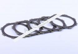 Диски сцепления комплект (5 шт.) — КПП