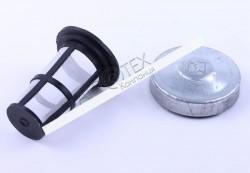 Крышка бака с сеткой — 190N