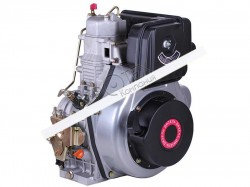 Двигатель 188D — дизель (под конус) (11 л.с.) TATA