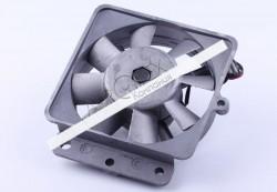 Вентилятор в сборе с генератором (1GZ90) — 195N