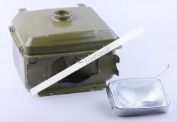 Бак топливный с фарой (1GZ90) — 195N