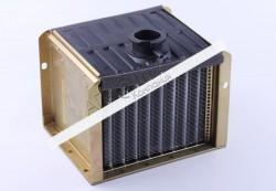Радиатор алюминий (ZUBR original) — 195N