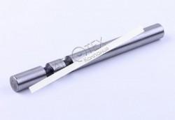 Ось вилки повышающей/понижающей шестерни L-151 mm – КПП/6