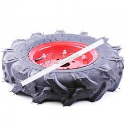 Колесо в сборе 5.00*10 (под 4 болта) 7,75 кг