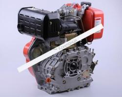 Двигатель 186F — (под шлицы Ø25 mm) (9 л.с.)