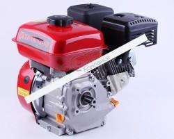 Двигатель 170FB — (под шлицы Ø25 mm) (7 л.с.)