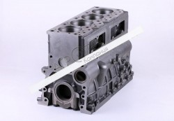 Блок цилиндров 4L22BT
