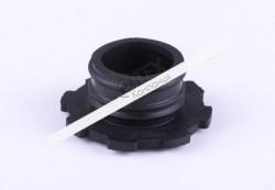 Крышка топливного бака (резиновая) Jinma 240/244