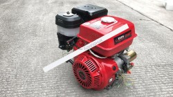 Двигатель 188FE — бензин (под шпонку Ø25мм) (13 л.с.) с электростартером